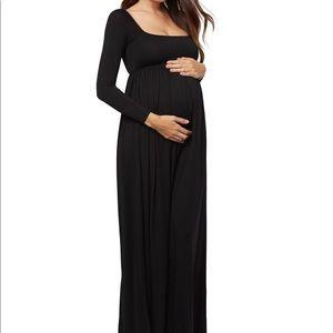 Rachel Pally Isa maternity dress xs black